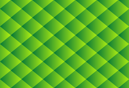 green nature abstract luxury pattern deluxe texture squares seamless leather background