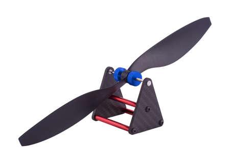 Propeller balancer Stock Photo