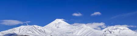 stratovolcano: avachinsky volcano