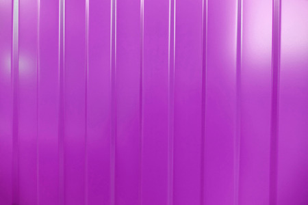 corrugated iron: Corrugated iron is new. Texture color. Background. Background. Building material corrugated iron. It can be used as background for web sites and printing. Also suitable for design. Lilac. Stock Photo