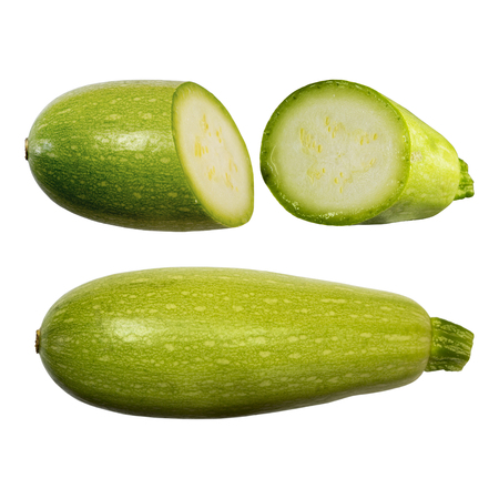 vegetable marrow: Squash vegetable marrow isolated on white background with clipping path. Closeup with no shadows. Vegetable. Food. Eating vegetarian. Squash vegetable marrow isolated on black background with clipping path. Closeup with no shadows. Vegetable. Food. Eating Stock Photo