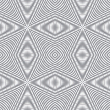 Seamless abstract striped background - embossed surface, circle. Color gray. 3D effect. Vector illustration EPS8. Illustration