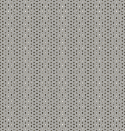 concave: Seamless abstract 3D background - corrugated surface depressed hexagons.