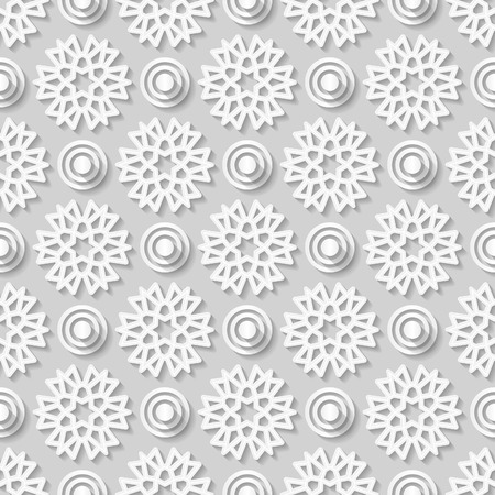 east indian: Seamless arabic geometric  Seamless white  geometric  pattern, east ornament, indian pattern, persian motif, 3D, vector. Endless texture can be used for wallpaper, pattern fills, web page  background.