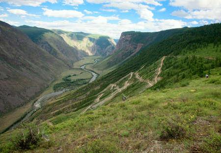 ass Katu-Yaryk Valley Chulyshman photo