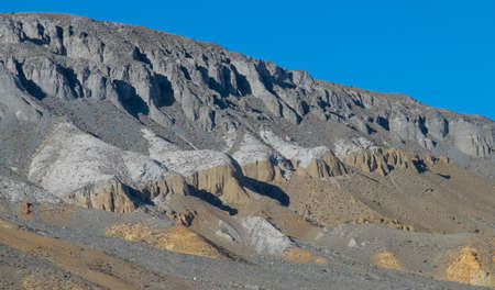 stratigraphy: The geological stratigraphy of the Pleistocene in the  Mountains