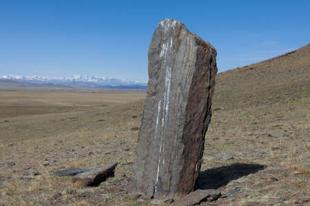 Rock paintings from the Bronze Age