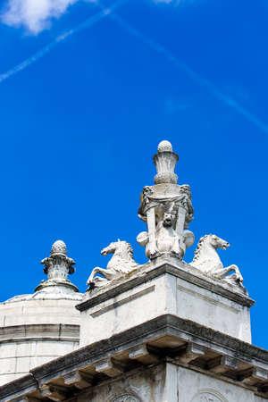 saint mark square: San Marco,Venice,Italy Stock Photo