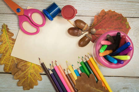 trees services: Autumn theme and creativity
