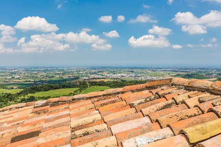 agriturismo: Tuscany - scenic landscape, Italy