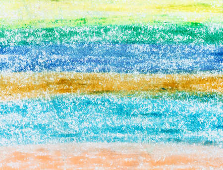 illustrating: Chalky textures the paper can be used as a background