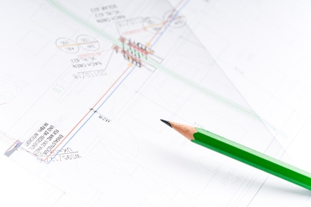 industrie: plan to construct an industrie project