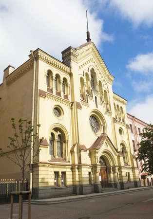 katarina: St. Petersburg, Russia -  evangelical lutheran church (kyrka) of St. Katarina, Swedish parish in St. Petersburg.