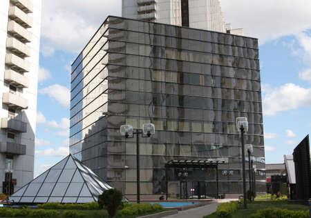 izmaylovskiy: Moscow, example of modern new construction technology - one of the buildings of hotel complex Izmaylovo Izmaylovskiy