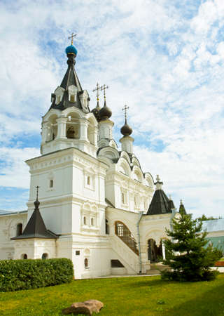 annunciation: Annunciation cathedral of Annunciation orthodox monastery in Murom, Russia.