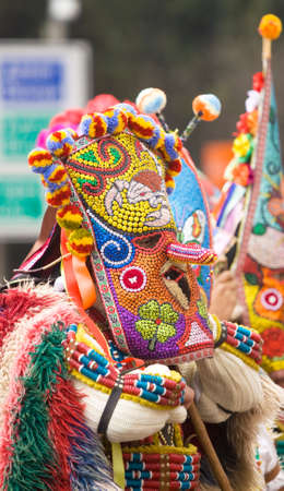 VARNA, BULGARIA - MARCH 26, 2016: carnival devoted to the World Puppetry Day.