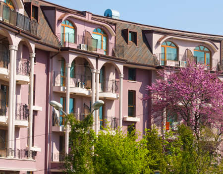 Saints Constantine and Helena resort, Bulgaria Editorial