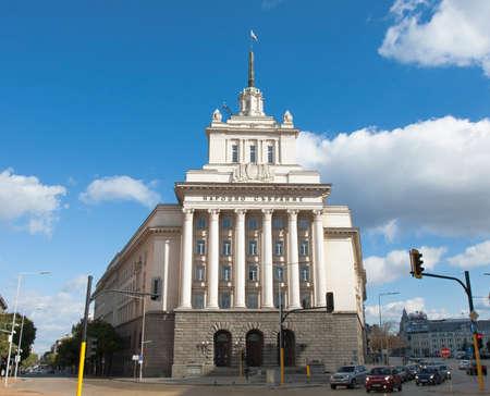 Sofia, capital of Bulgaria Editorial
