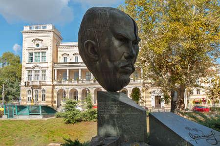 Monument to Stambolov in Sofia
