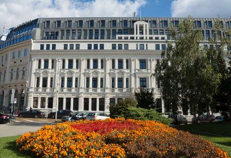 Grand hotel Bulgaria in Sofia Stock Photo - 93105470