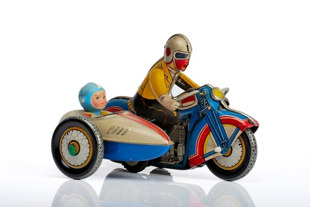 old toys Stock Photo - 11220195