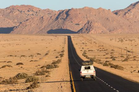Roadtrip through the open spaces of Namibia