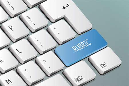 Chapter written on the keyboard button Stok Fotoğraf