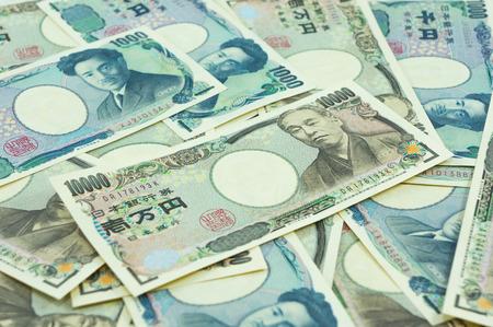 yen: banknote japan currency yen