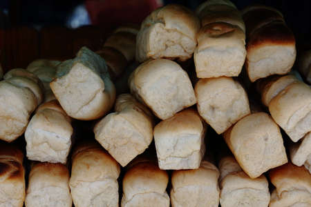 long loaf: A Pile Of Long Loaf