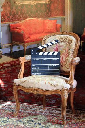 louis: Slate Films On Louis Chair