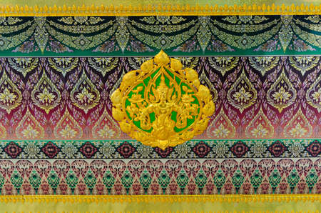 traditional culture: Traditional Thai Style Classic Pattern art culture Stock Photo