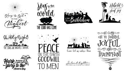 A collection of Christmas Scripture