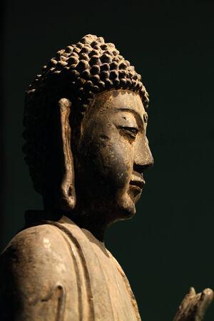 cabeza de buda: Cabeza de Buda, China