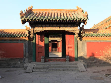 Shenyang ancient building