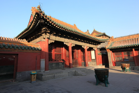 The Imperial Palace in Shenyang