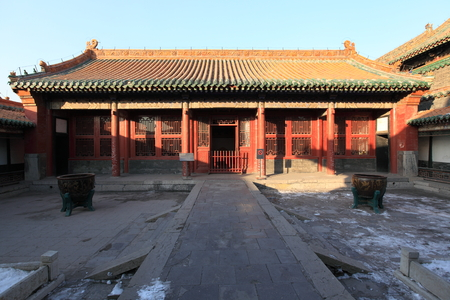 Palace of Shenyang Imperial
