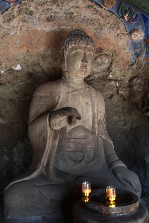 enlightening: Enlightening Buddha