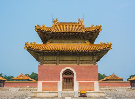 tumbas: Western Qing Tumbas lápida de Tai Ling Ting Editorial