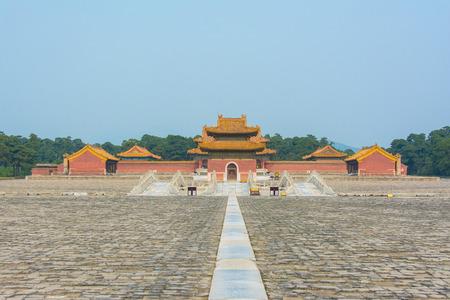 tumbas: Occidentales Qing de tumbas, Tai Ling