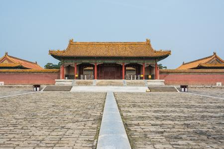 tumbas: Western Qing Tumbas, Tai Ling, variantes