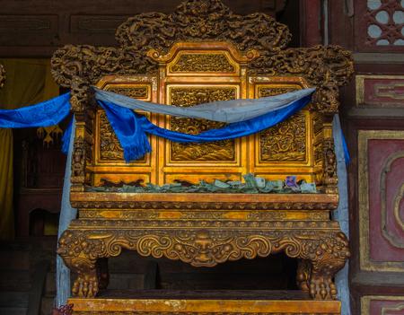 tumbas: Occidentales Qing de tumbas, Tai Ling - la silla del drag�n Editorial
