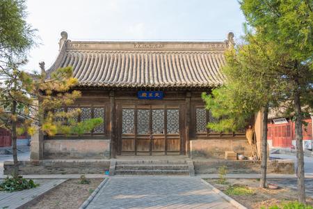 wei: Hebei Wei Buddha Temple