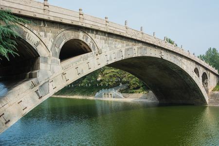The Zhaozhou bridge Zdjęcie Seryjne