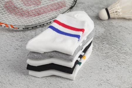 cotton socks Zdjęcie Seryjne