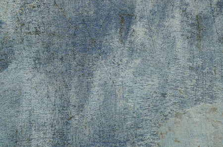 texture of blue wall plaster background photo