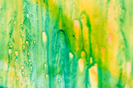 watercolor abstract background with stains