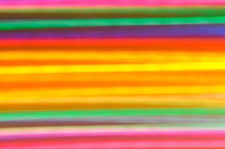 iluminated: abstract motion blurred colorful background Stock Photo