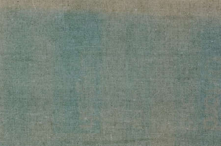 weathered fabric background from old book cover
