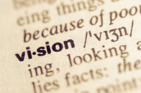 dream vision: Definition of word vision in dictionary