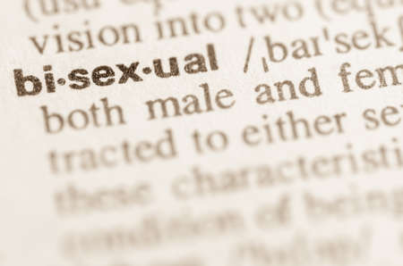 Bisexual definition dictionary